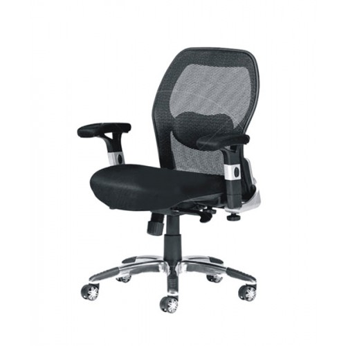 medium back desk chair