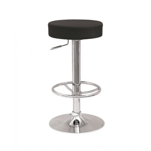 Backless Gas Lift Adjustable Stool